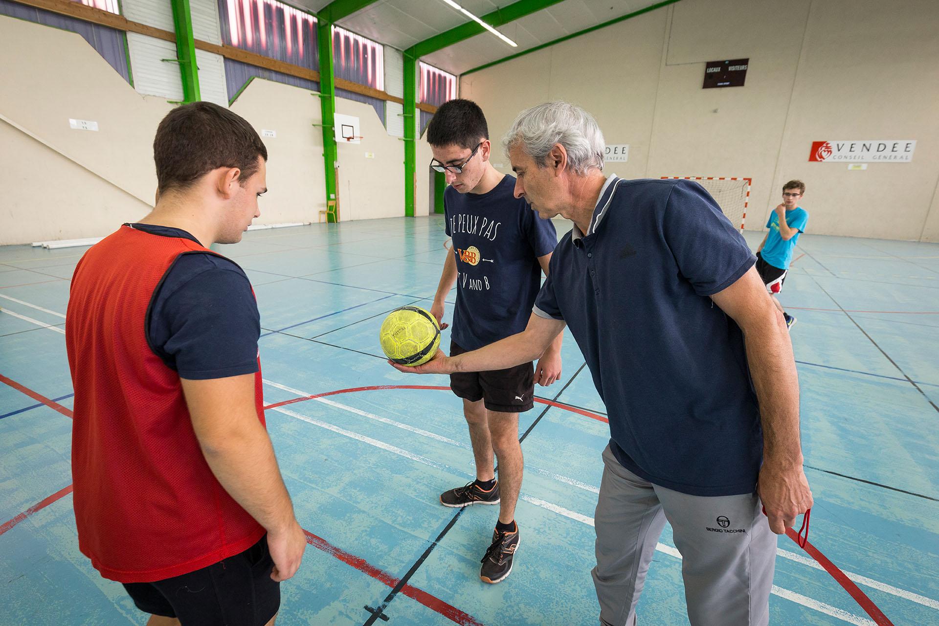 Village sport études