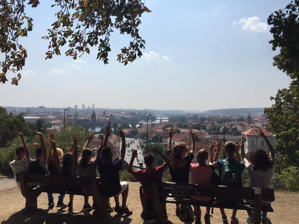 Vie de bohème à Prague