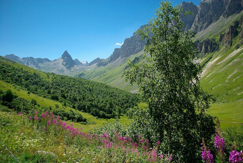 Alpes expédition